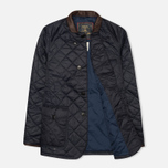 Мужская стеганая куртка Barbour Dept. (B) Beacon Sports Quilted Navy фото- 1