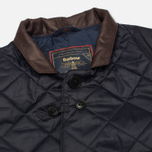 Мужская стеганая куртка Barbour Dept. (B) Beacon Sports Quilted Navy фото- 2