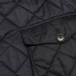 Мужская стеганая куртка Barbour Dept. (B) Beacon Sports Quilted Navy фото- 3