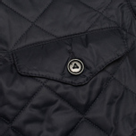 Мужская стеганая куртка Barbour Dept. (B) Beacon Sports Quilted Navy фото- 4