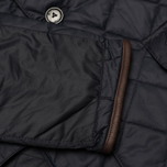 Мужская стеганая куртка Barbour Dept. (B) Beacon Sports Quilted Navy фото- 7