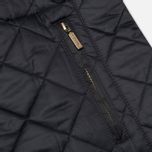 Мужская стеганая куртка Barbour Dept. (B) Beacon Sports Quilted Navy фото- 6