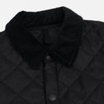 Мужская стеганая куртка Barbour Heritage Liddesdale Black фото- 2