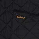 Мужская стеганая куртка Barbour Heritage Liddesdale Black фото- 6