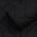 Мужская стеганая куртка Barbour Heritage Liddesdale Black фото- 4