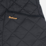 Мужская стеганая куртка Barbour Heritage Liddesdale Black фото- 3