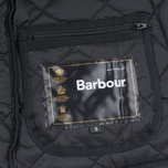Мужская стеганая куртка Barbour Heritage Liddesdale Black фото- 6