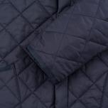 Мужская стеганая куртка Barbour Heritage Liddesdale Navy фото- 4