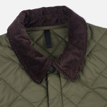 Barbour Heritage Liddesdale Men`s Quilted Jacket Olive photo- 2