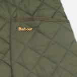 Barbour Heritage Liddesdale Men`s Quilted Jacket Olive photo- 3