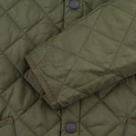 Barbour Heritage Liddesdale Men`s Quilted Jacket Olive photo- 4