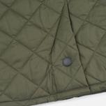 Мужская стеганая куртка Barbour Heritage Liddesdale Olive фото- 5