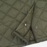 Мужская стеганая куртка Barbour Heritage Liddesdale Olive фото- 7