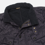 Мужская стеганая куртка Barbour International Ariel Navy фото- 2