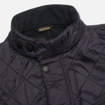 Мужская стеганая куртка Barbour International Ariel Navy фото- 3