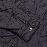 Мужская стеганая куртка Barbour International Ariel Navy фото- 6