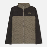 Мужская стеганая куртка The North Face Gold Kazoo Hybrid Black/Ink фото- 0