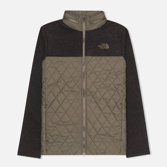 Мужская стеганая куртка The North Face Gold Kazoo Hybrid Black/Ink