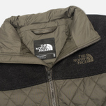 The North Face Gold Kazoo Hybrid Men's Quilted Jacket Black/Ink photo- 3