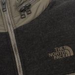 Мужская стеганая куртка The North Face Gold Kazoo Hybrid Black/Ink фото- 4