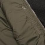 Мужская стеганая куртка The North Face Gold Kazoo Hybrid Black/Ink фото- 7