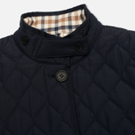 Aquascutum Stoney Women's Quilted Jacket Navy photo- 2
