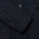 Aquascutum Stoney Women's Quilted Jacket Navy photo- 4