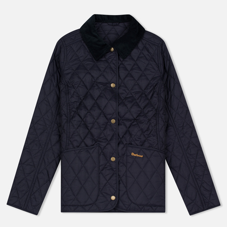 Barbour Annandale Women's Quilted Jacket Navy