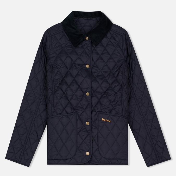 Женская стеганая куртка Barbour Annandale Navy