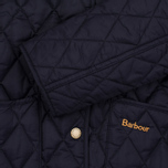 Женская стеганая куртка Barbour Annandale Navy фото- 4