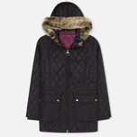Женская стеганая куртка Barbour Tors Navy фото- 0