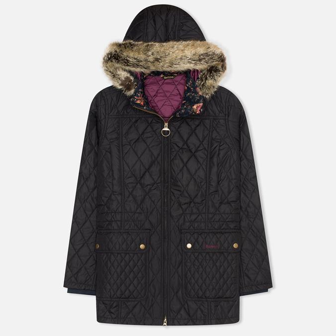 Женская стеганая куртка Barbour Tors Navy
