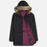 Женская стеганая куртка Barbour Tors Navy фото- 1