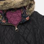 Женская стеганая куртка Barbour Tors Navy фото- 2