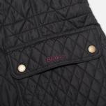 Женская стеганая куртка Barbour Tors Navy фото- 4