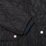 Женская стеганая куртка Barbour Tors Navy фото- 5