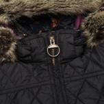 Женская стеганая куртка Barbour Tors Navy фото- 3