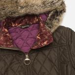 Женская стеганая куртка Barbour Tors Olive фото- 2