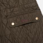 Женская стеганая куртка Barbour Tors Olive фото- 4