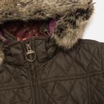 Женская стеганая куртка Barbour Tors Olive фото- 3