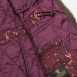 Женская стеганая куртка Barbour Tors Olive фото- 6