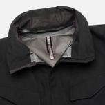 Мужская куртка ветровка Arcteryx Veilance Field Black фото- 3