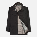Мужская куртка ветровка Arcteryx Veilance Field Black фото- 1