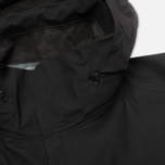 Мужская куртка ветровка Arcteryx Veilance Field Black фото- 5