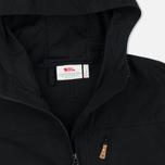 Мужская куртка ветровка Fjallraven Sten Black фото- 2
