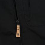 Мужская куртка ветровка Fjallraven Sten Black фото- 3