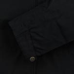 Мужская куртка ветровка Fjallraven Sten Black фото- 6