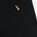 Мужская куртка ветровка Fjallraven Sten Black фото- 5