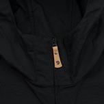 Мужская куртка ветровка Fjallraven Sten Black фото- 8
