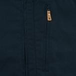 Мужская куртка ветровка Fjallraven Sten Dark Navy фото- 3